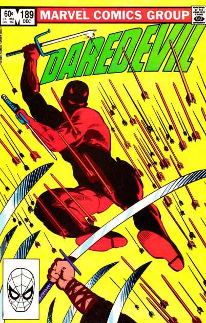 Image result for daredevil frank miller